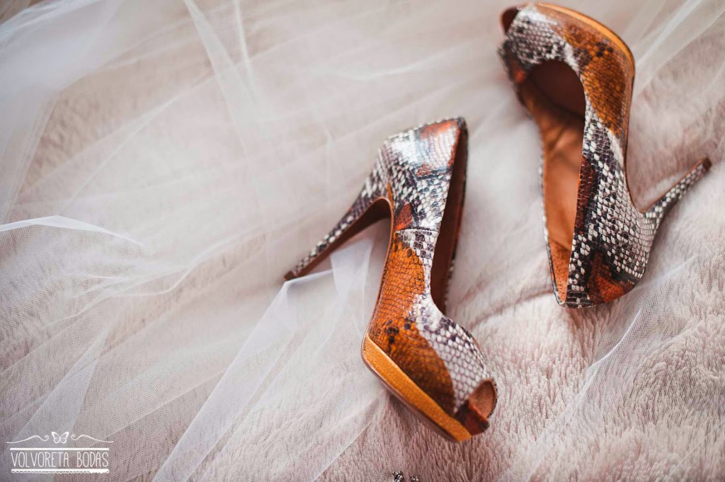 zapatos novia originales