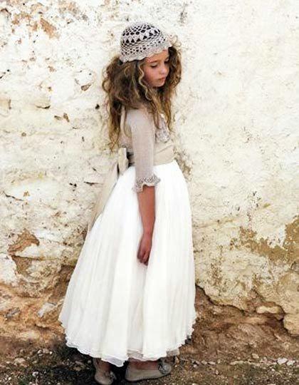 vestuario paje boda