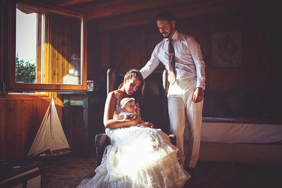 boda con niños
