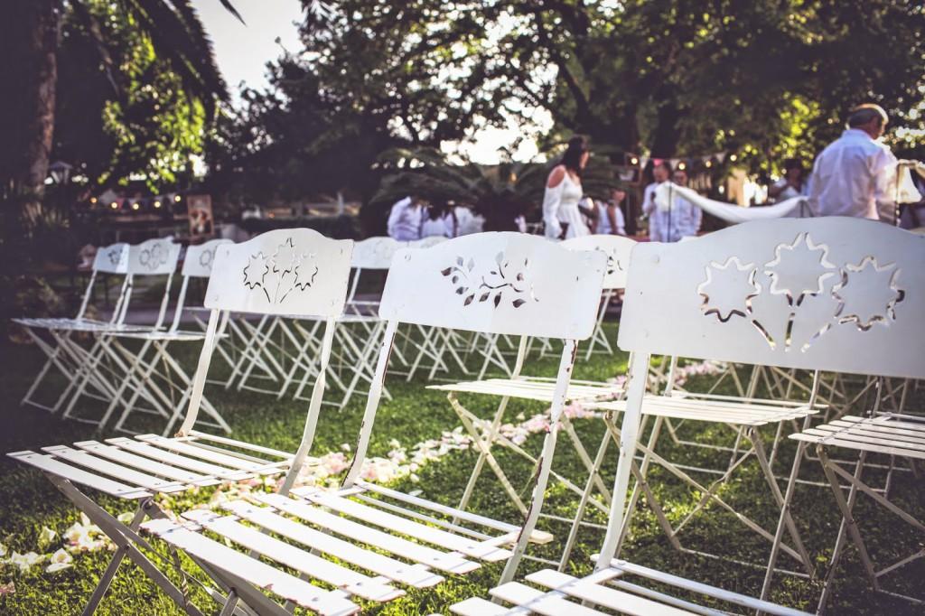 ceremonia aire libre boda