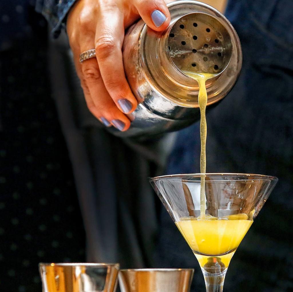 coctel fizz bartenders