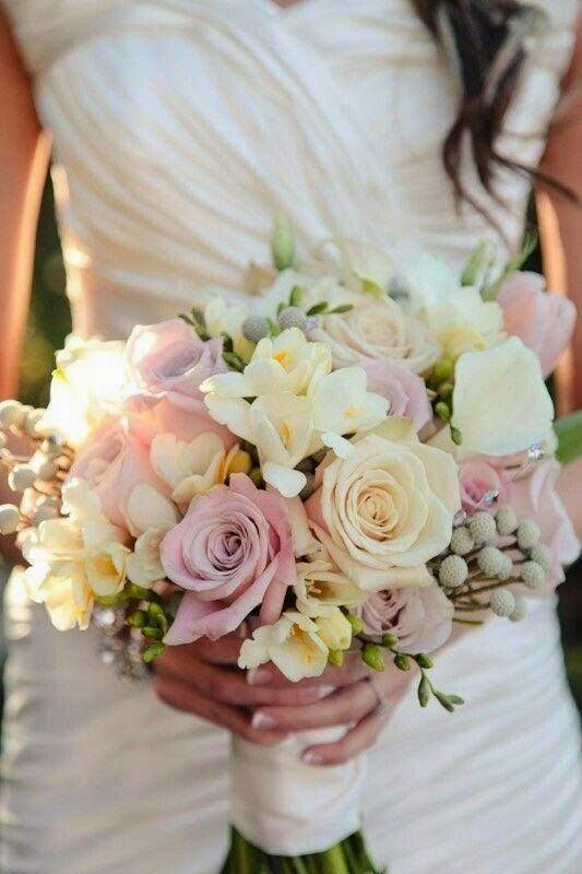 bouquet rosas ramo novia