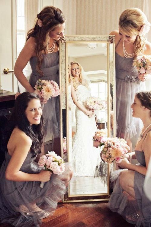 damas de honor bodas