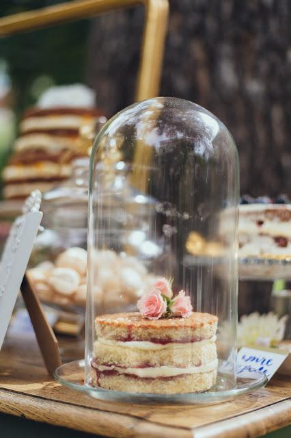 naked cake boda