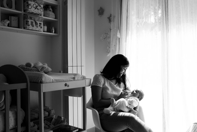 sesion familiar newborn