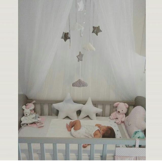 Mis imprescindibles para decorar la habitaci n de daniela - Alfombra habitacion bebe ...