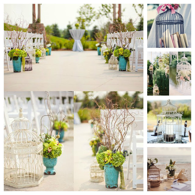 Tutorial jaulas vintage para tu boda quiero una boda for Decoracion con jaulas