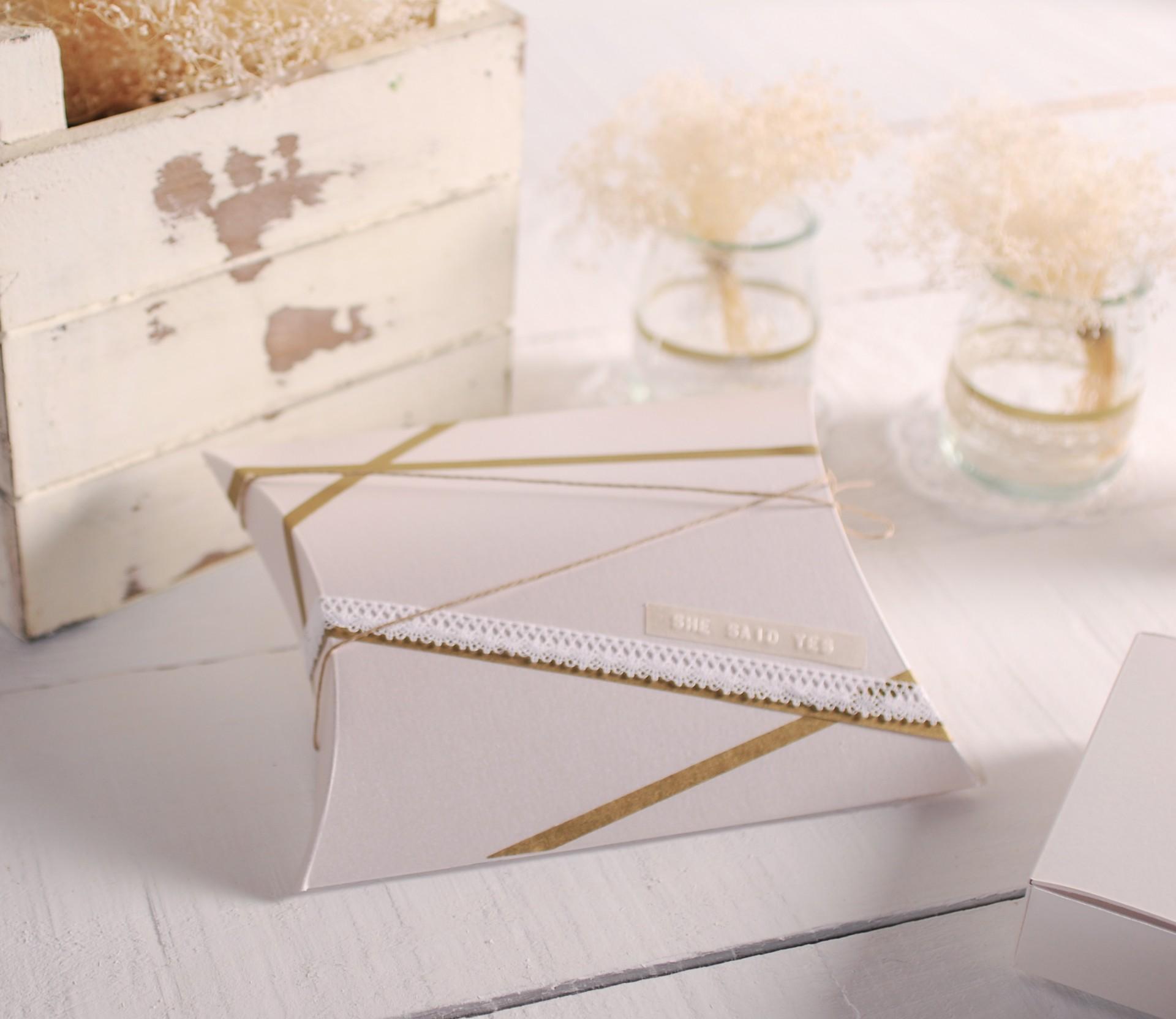 El packaging perfecto para los detalles de tu boda - Tu boda perfecta ...