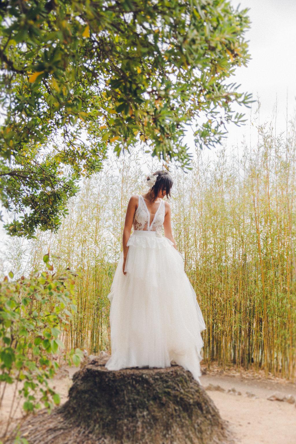 vestido novia jordi dalmau