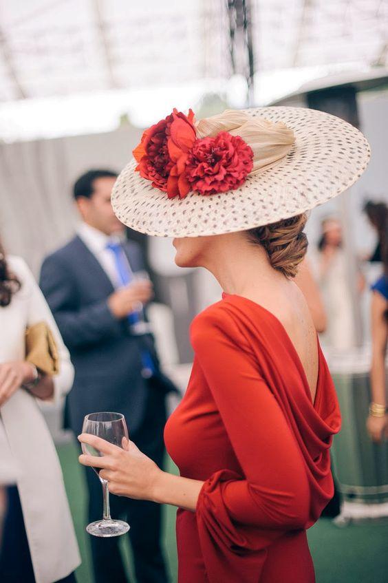 invitada boda pamela flores