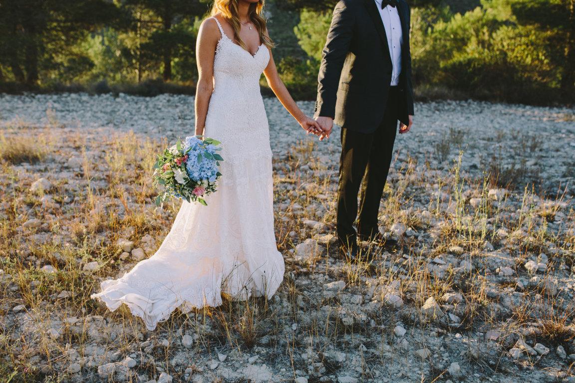 nando y miriam, boda rustica