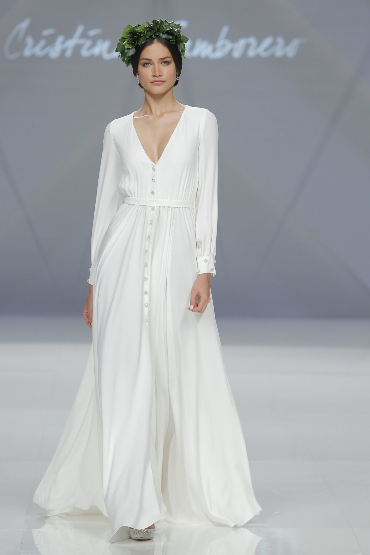 vestido camisero ligero cristina tamborero 2017