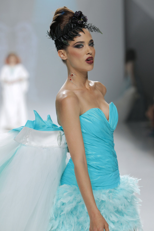 Eluum\' by Jordi Dalmau #BBFW2017 - Quiero una boda perfecta