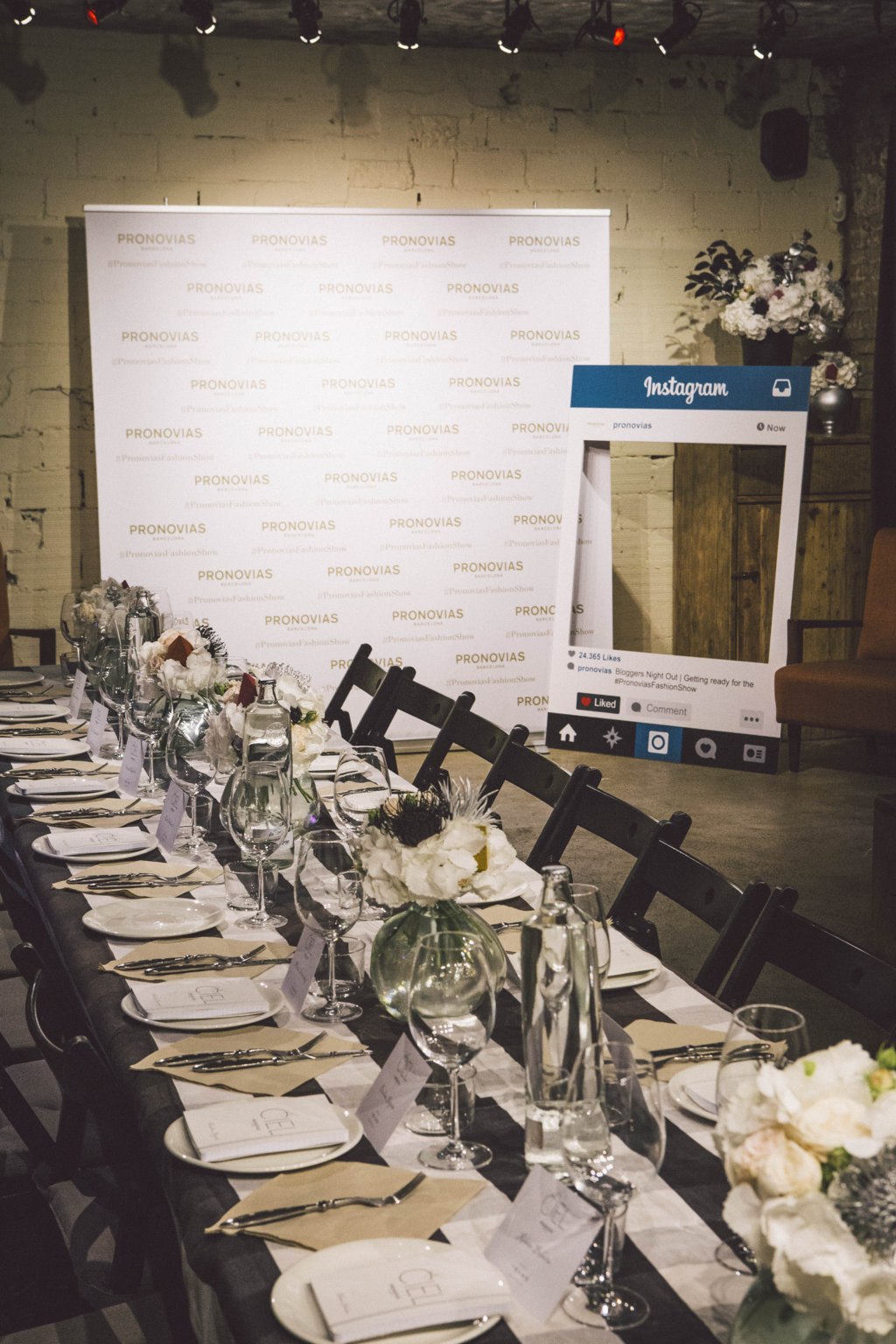 pronovias bloggers night out 2017 _U1A3034