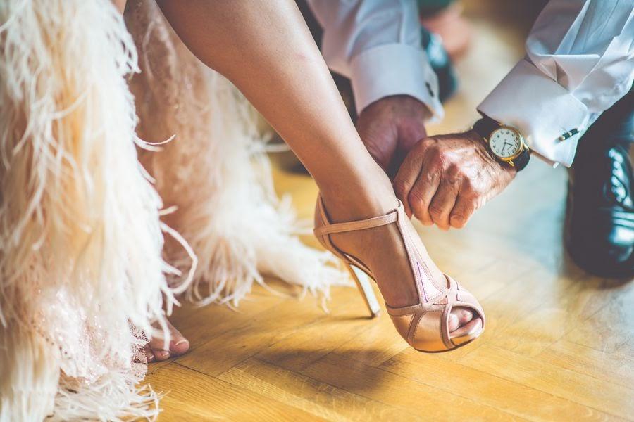 zapatos novia a medida
