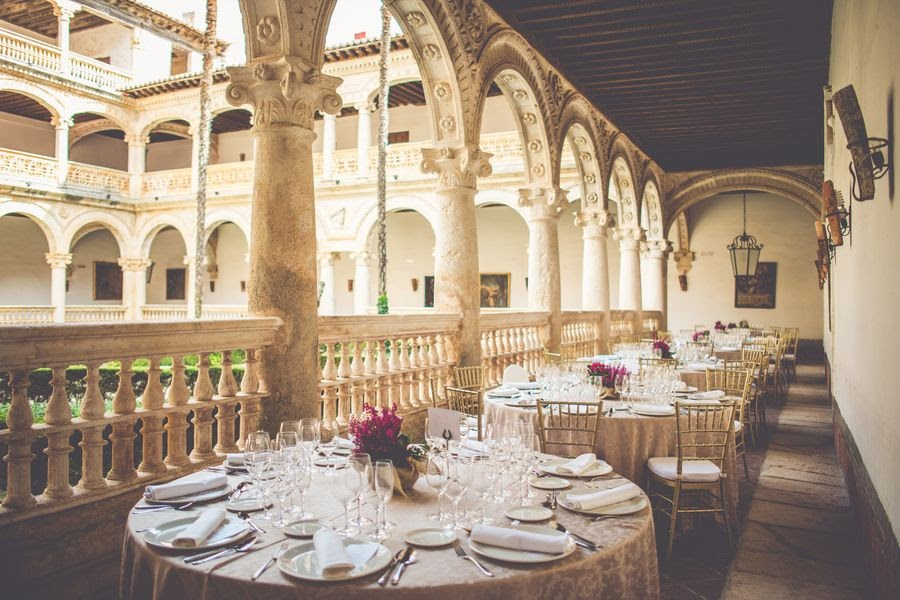 boda monasterio de lupiana guadalajara