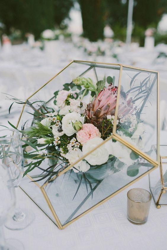 terrario boda original