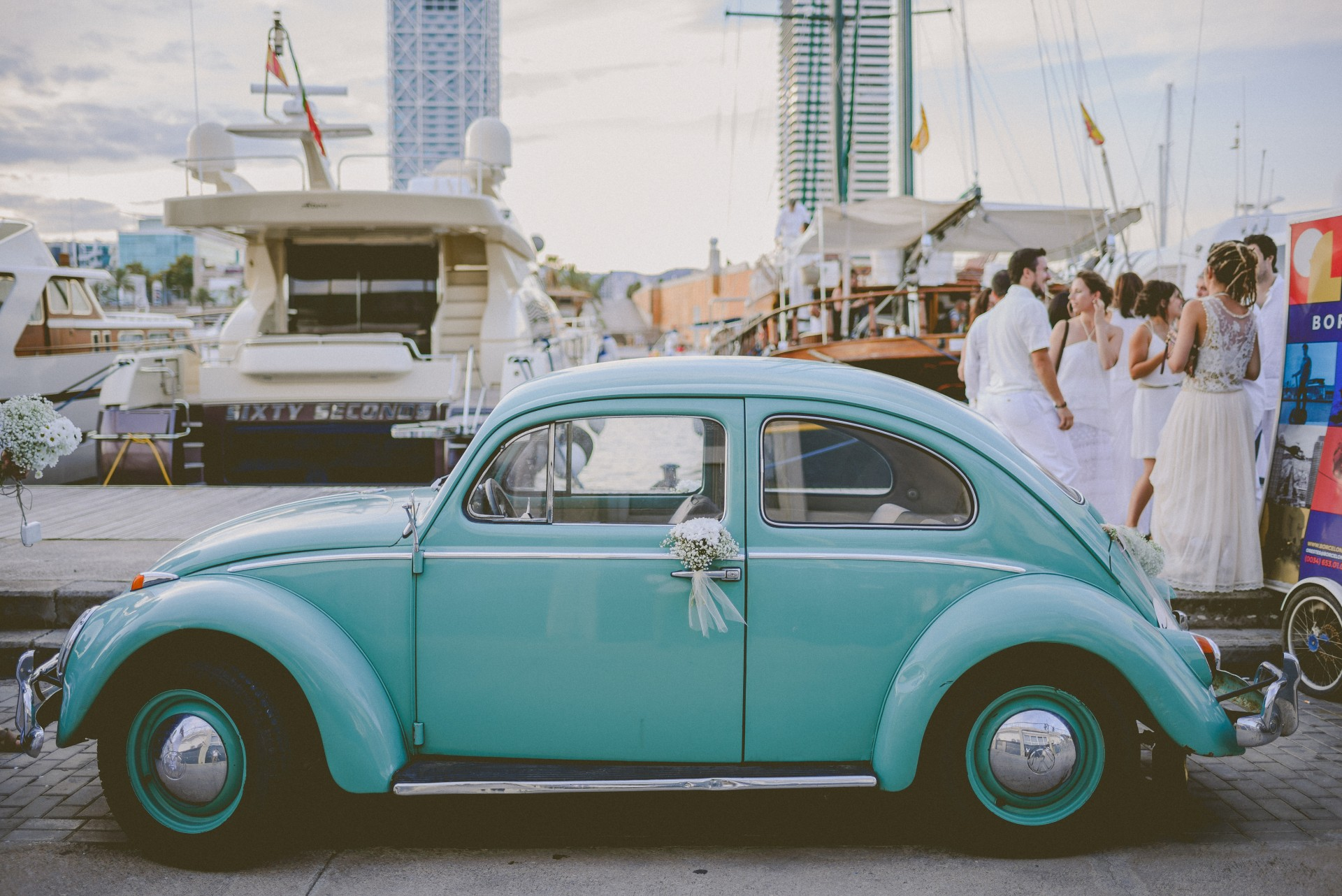 alquiler coche bodas particulares drivy