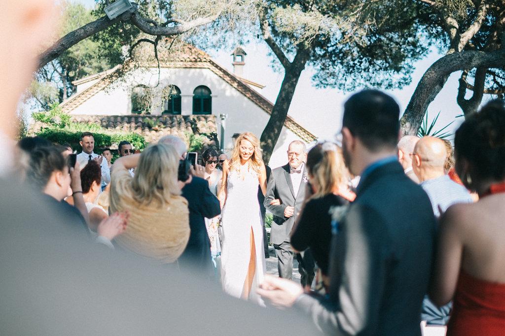boda aire libre sol y vida barcelona