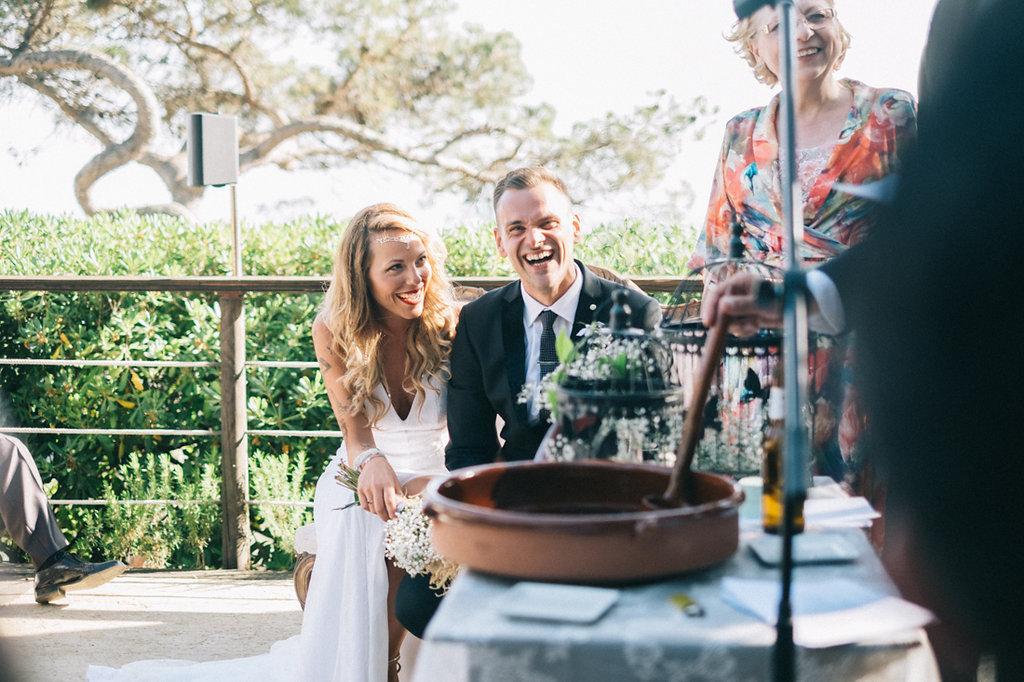 queimada en tu boda