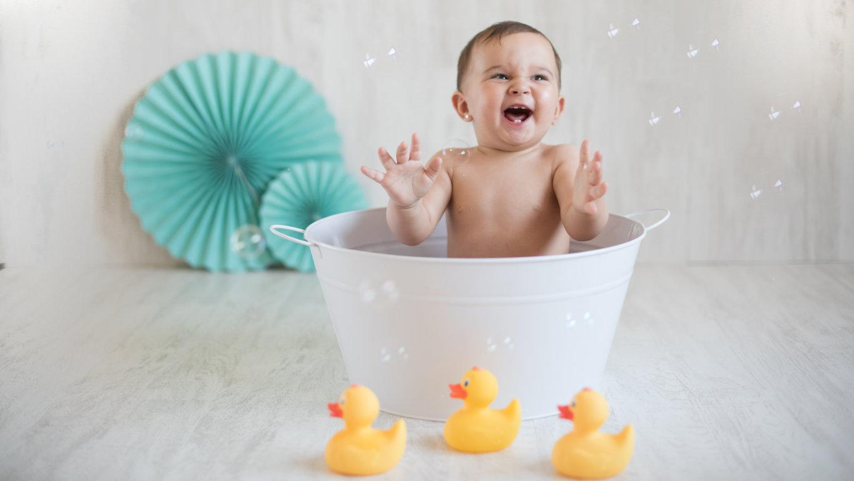 al agua patos fotografia infantil la camara de lunares