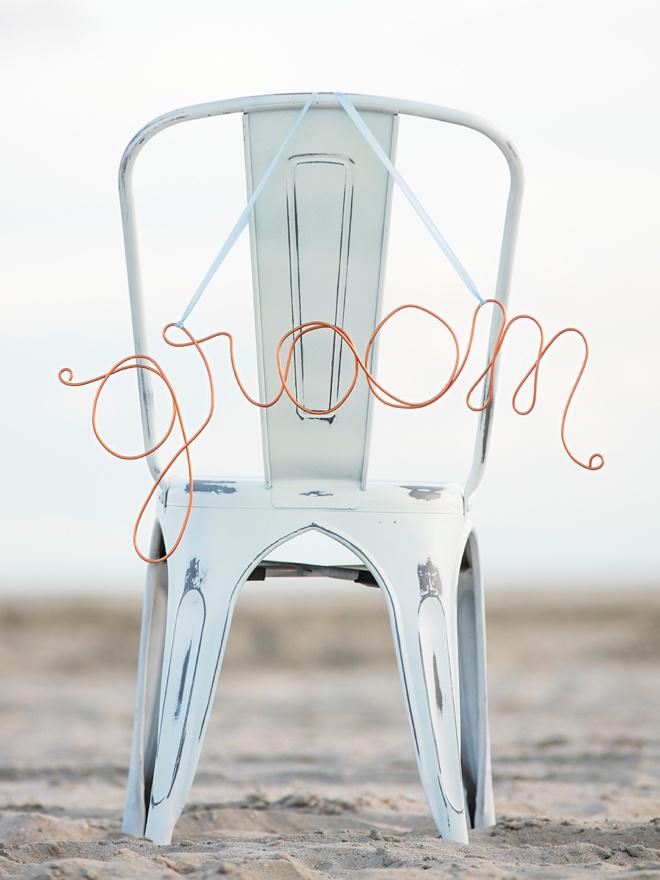 diy groom
