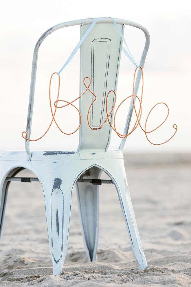 diy personaliza sillas boda