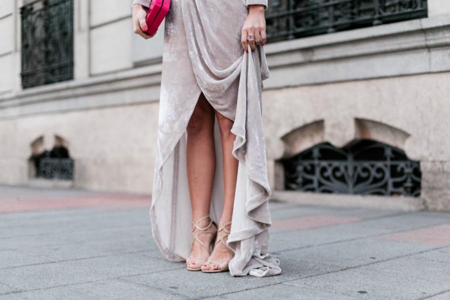 vestido terciopelo mypeeptoes