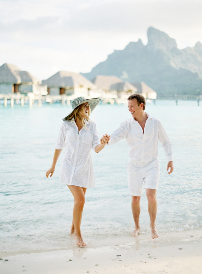 honeymoon polinesia