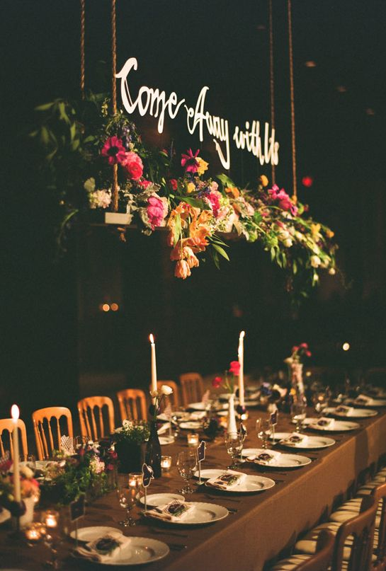 decoracion boda original