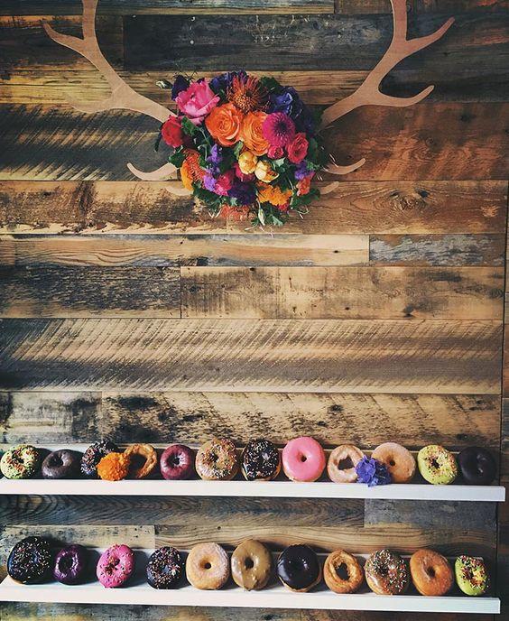 wall donuts