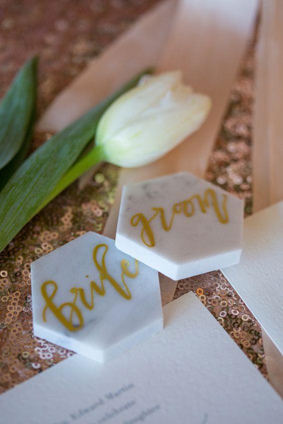 marmol en tu boda