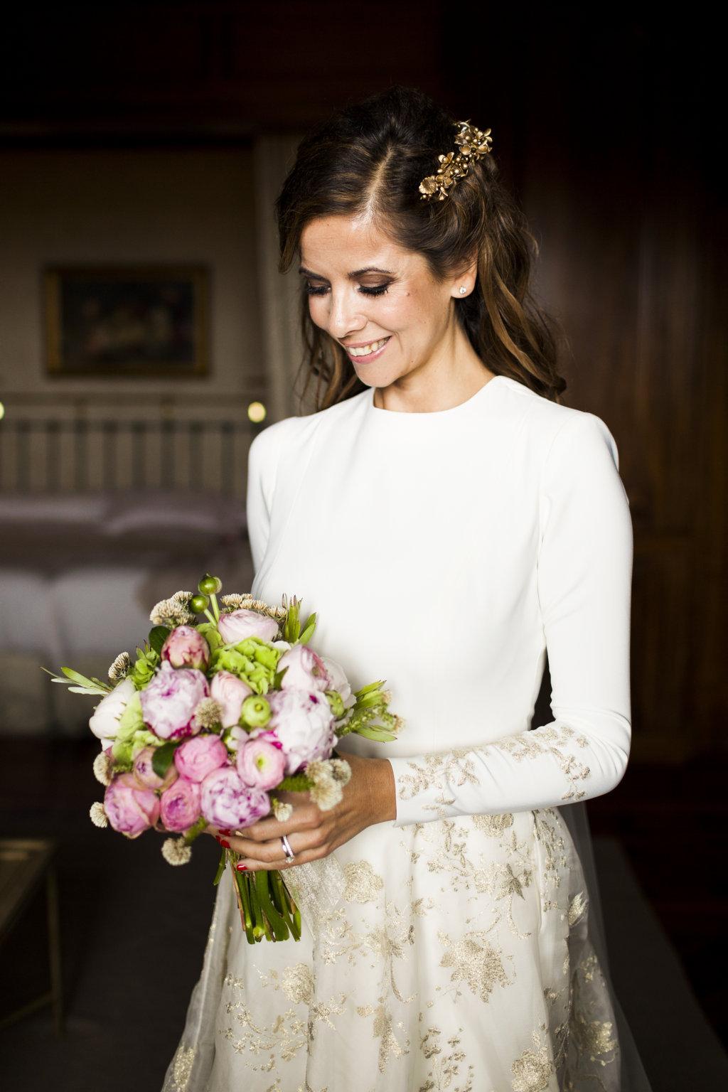bouquet ramo novia