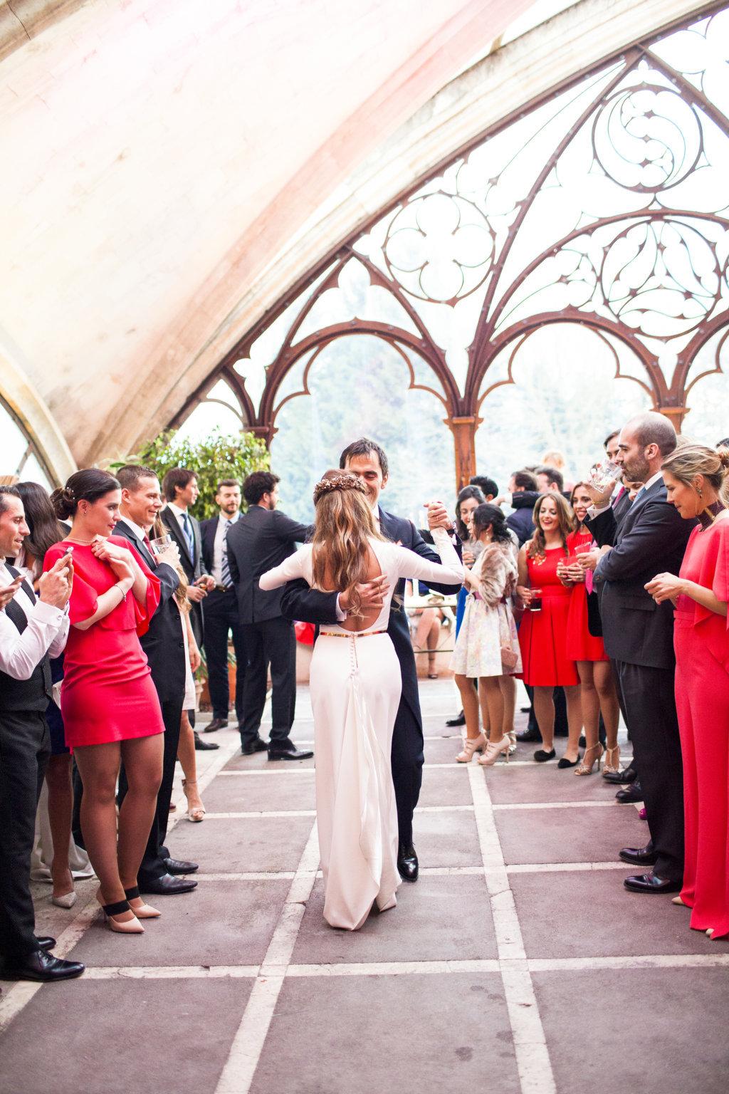 boda monica y juan burgos baile