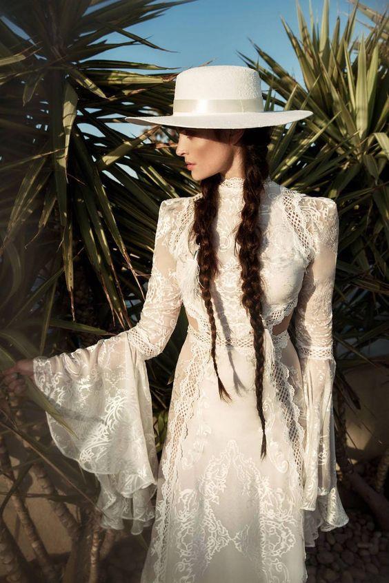 pamelas para novias bohemias