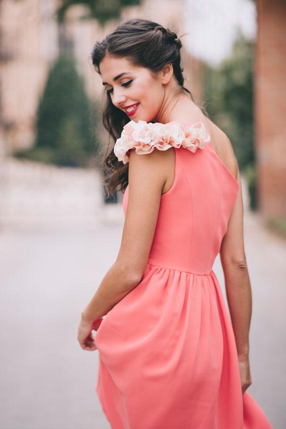 Vestido-Toulon vestido invitada boda