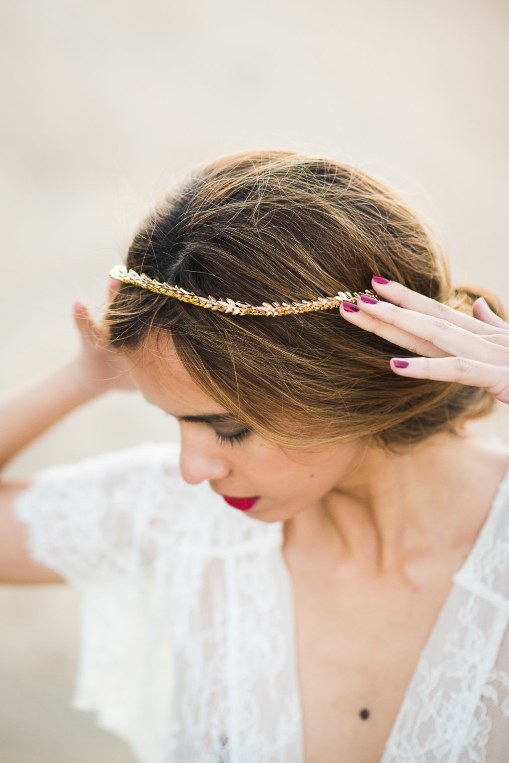 corona novia tendencia 2017