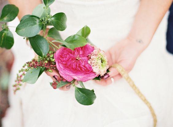 boda con mucho color
