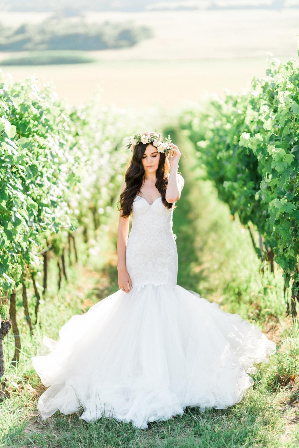 Galia Lahav bride