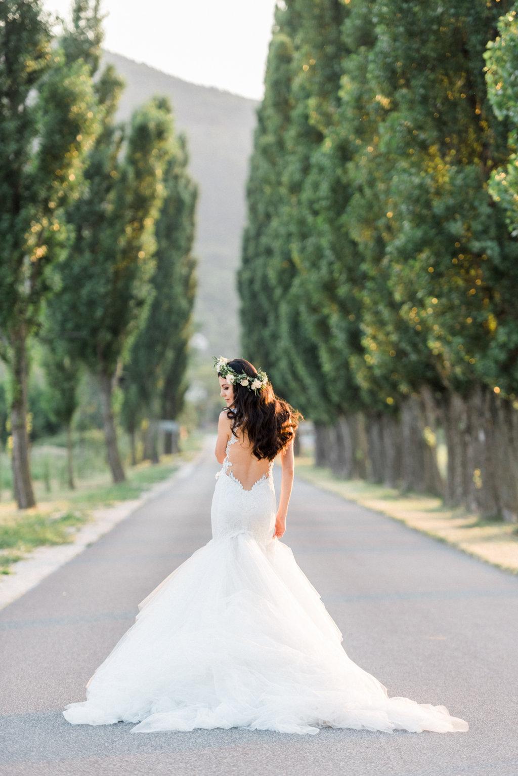 vestido novia Galia Lahav