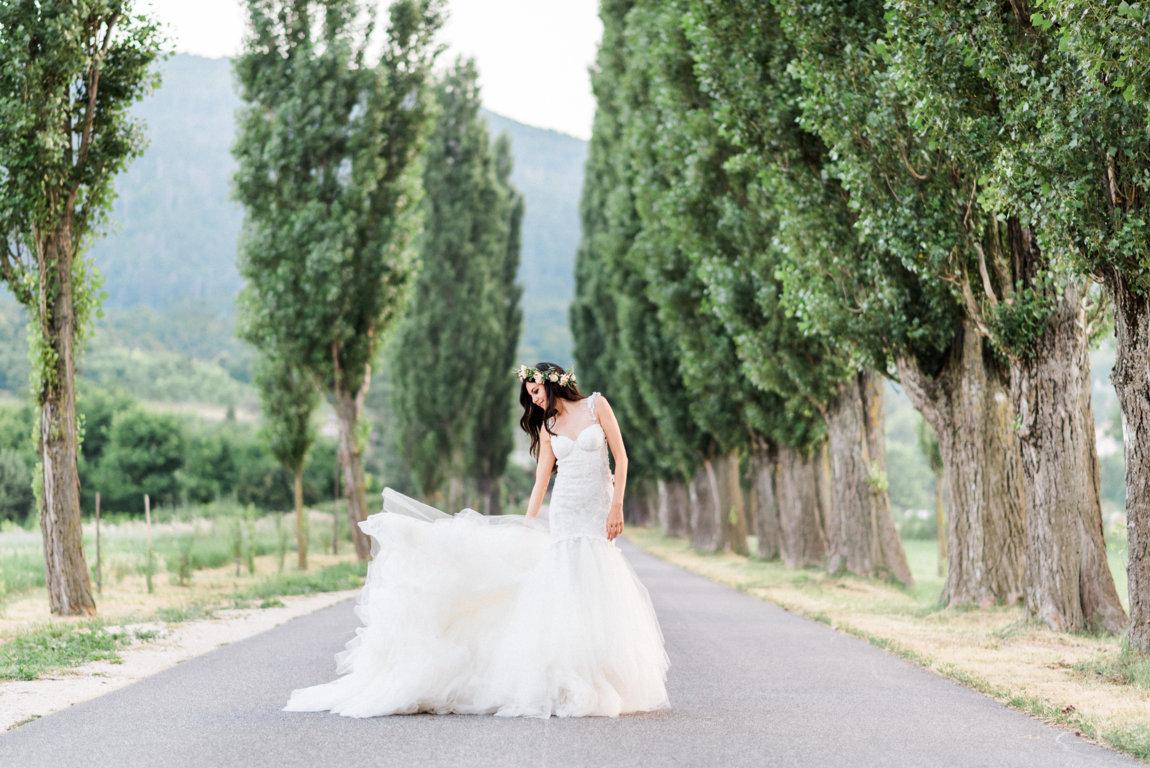 vestidos novia Galia Lahav corte sirena