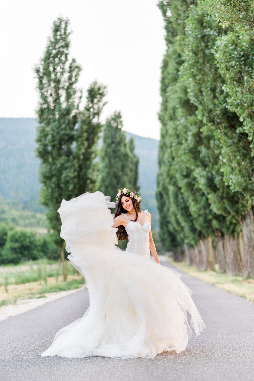 vestidos novia Galia Lahav sensual