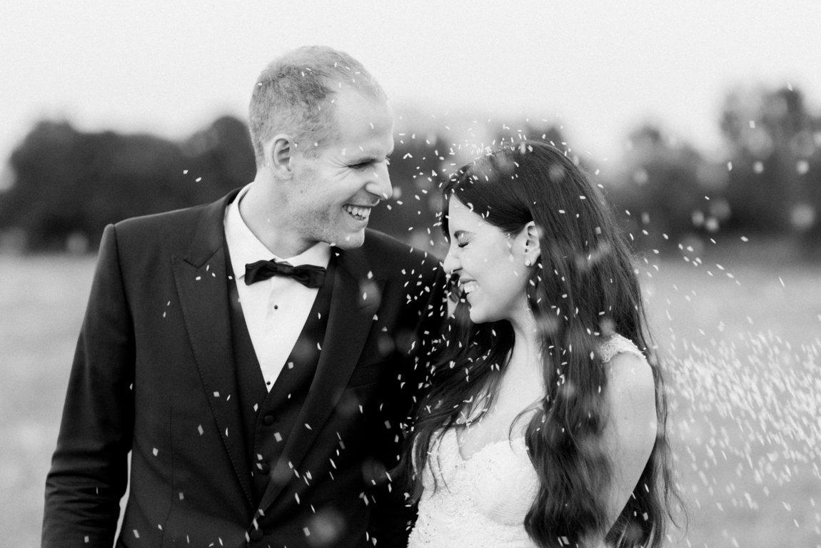 arroz en tu boda