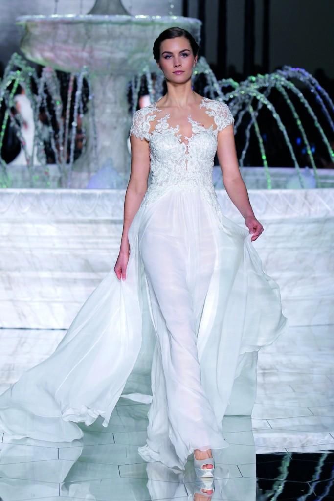 vestidos novia pronovias 2018 wish PRONOVIAS FASHION SHOW_Regina