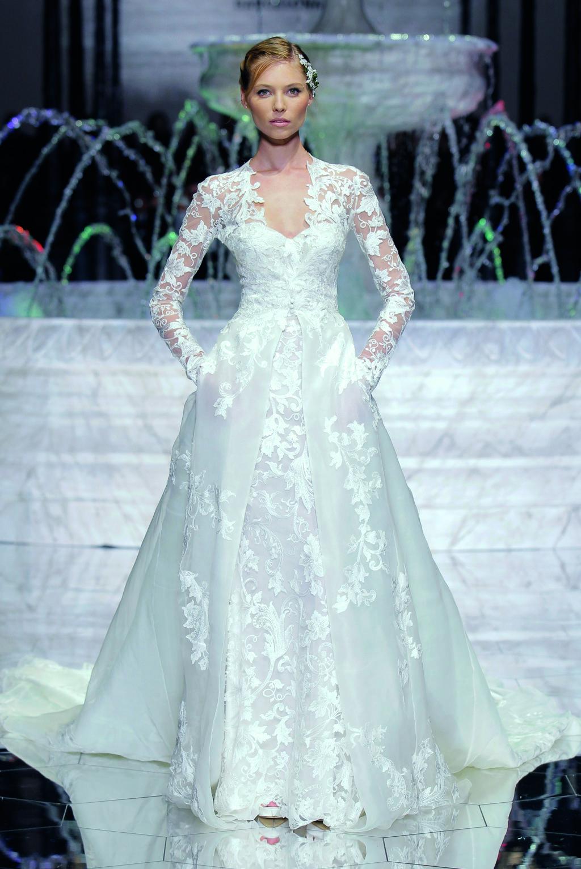 Pronovias Fashion Show 2018 - Quiero una boda perfecta