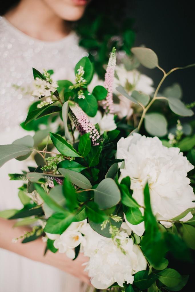 ramo novia arbolande
