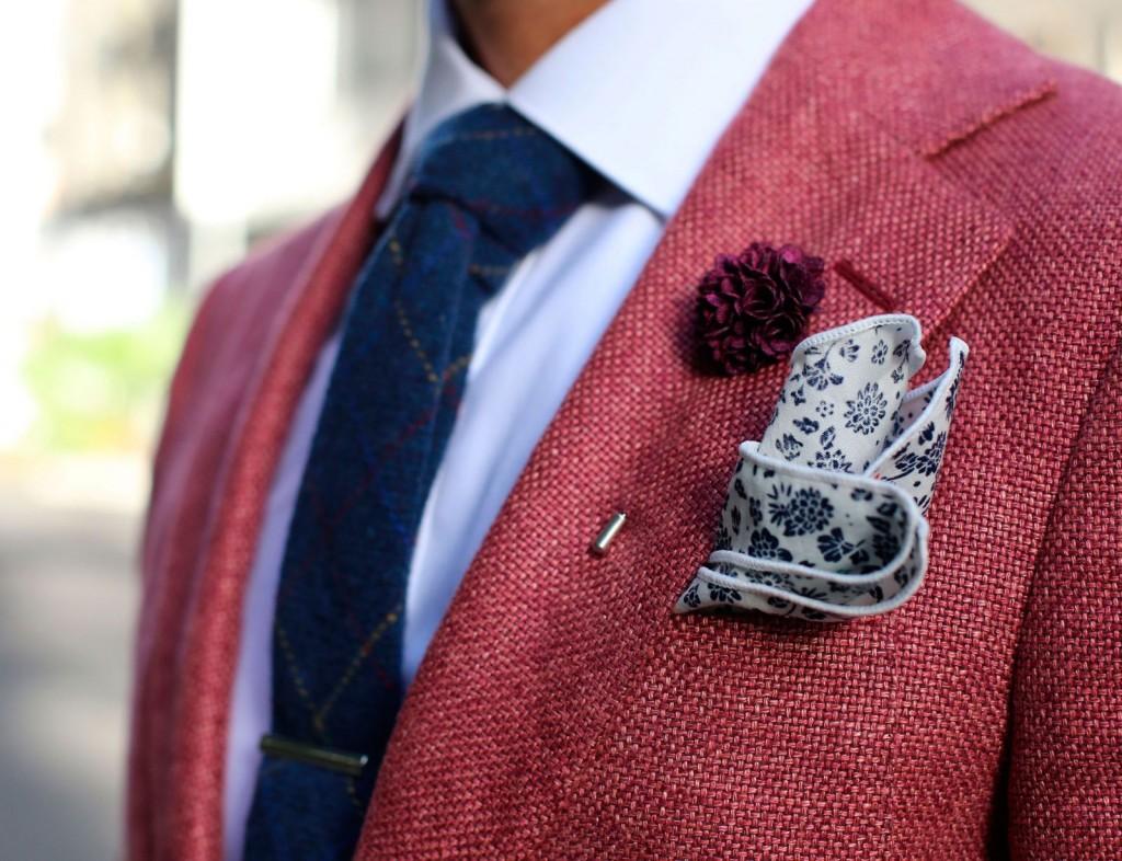 corbata para novio trendhim