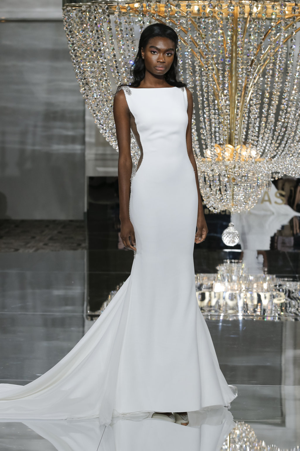 Pronovias presenta en new york su nueva colecci n 2018 for Wedding dress boutiques in nyc