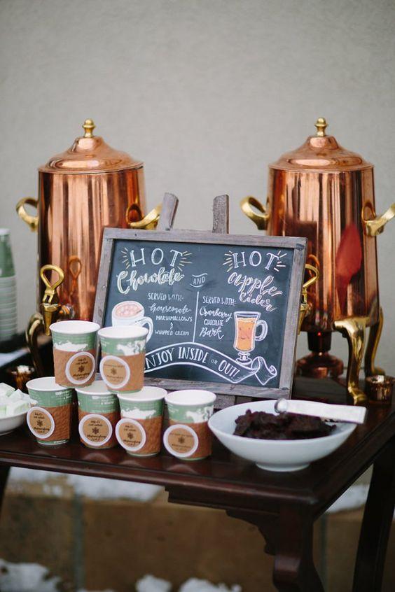 rincon chocolate boda