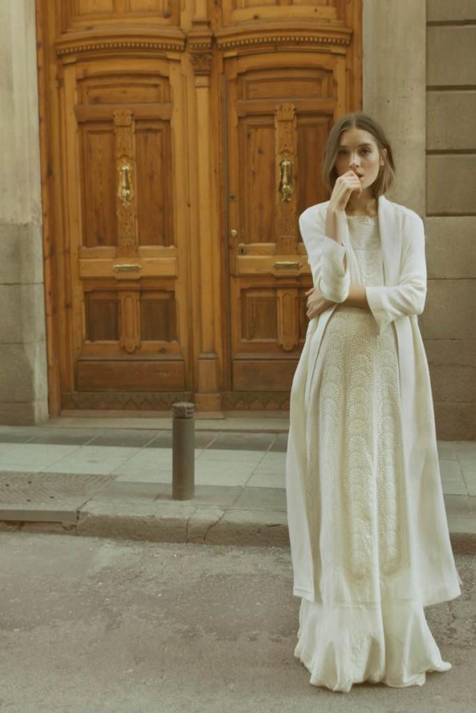 abrigo novias intropia